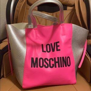 Love Moschino Tote Bag